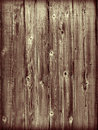 Wood Fence Background Stock Image