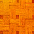 Wood floor texture wooden parquet with oak Stock Photography