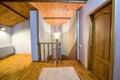 Wood Floored Home Entrance