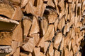Wood Fuel Royalty Free Stock Photos