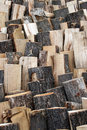 Wood fuel Royalty Free Stock Photography