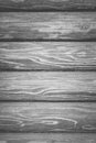 Wood log house natual seamless backgroun and pattern Royalty Free Stock Images