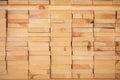 Wood lumber texture Royalty Free Stock Photo