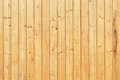 Wood  panel background Stock Images