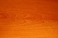 Wood panel of lacquering plywood details Royalty Free Stock Photo