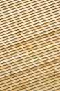 Wood paneling exterior of a house wall background Stock Photo