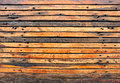 Wood pattern Royalty Free Stock Photos