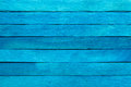 Wood plank blue background Royalty Free Stock Photo