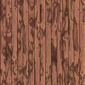 Wood plank seamless texture Royalty Free Stock Photography