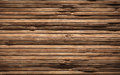 Wood Planks Background, Brown Wooden Texture, Bamboo Plank Wall Royalty Free Stock Photo