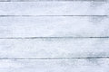Wood planks blue background with studio lighting Royalty Free Stock Photos