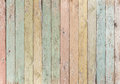 Wood planks colored pastel background or texture Royalty Free Stock Photo