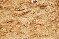 Wood shavings as a background Royalty Free Stock Photos
