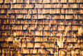 Wood shingles Royalty Free Stock Photos