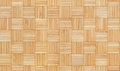 Wood square seamless texture pattern Royalty Free Stock Photo