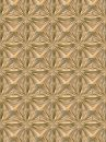 Wood star tile floor/ceiling Royalty Free Stock Photo
