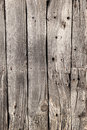 Wood texture aged wooden door with nails in front of use for Royalty Free Stock Photos
