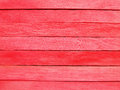 Wood texture background old red grunge vertical panels on a rustic barn Royalty Free Stock Image
