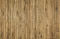 Wood Texture Planks Background, Brown Wooden Fence, Oak Plank Royalty Free Stock Photo