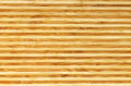 Wood texture strips bamboo cutting board Stock Images