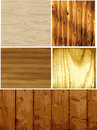 Wood Texture Vector Royalty Free Stock Photos