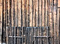 Wood texture and wall close up of with Royalty Free Stock Photos