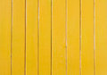 The wood texture in yellow color Royalty Free Stock Photography