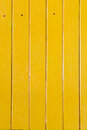 The wood texture in yellow color Royalty Free Stock Images
