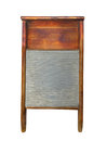 Wood And Tin Laundry Washboard...
