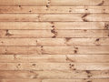 Wood wall background fir with knots striped pattern Royalty Free Stock Image