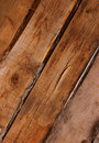 Wood wall surface Royalty Free Stock Photos