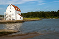 Woodbridge tide mill in england uk river deben suffolk east anglia Royalty Free Stock Image