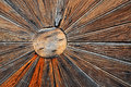 Wooden background – door detail Royalty Free Stock Photography