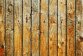Wooden background from aged frame Royalty Free Stock Photo