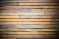 Wooden background, grain grunge wood texture, brow Royalty Free Stock Photo