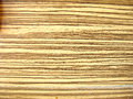 Wooden background with strips on it Royalty Free Stock Image