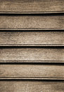 Wooden backgrounds old brown planks for background usage Stock Images