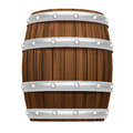 Wooden Barrel Object 3D Design...