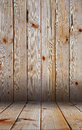 Wooden base background and floor made of planks Royalty Free Stock Photo