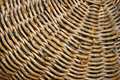 Wooden basket texture Royalty Free Stock Photos
