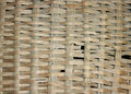 Wooden basket texture Royalty Free Stock Images
