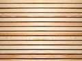 Wooden blinds. Royalty Free Stock Photo