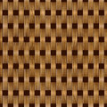 Wooden blocks grid Royalty Free Stock Photography