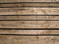 Wooden boards close up a Royalty Free Stock Image