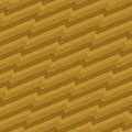 Wooden brown parquet Stock Photo