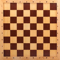 Wooden chessboard background game texture Stock Image