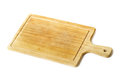 Wooden chopping board Royalty Free Stock Photo
