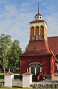 Wooden church, Stock Photography