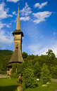 Wooden Churches Royalty Free Stock Photos