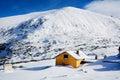 Musala hut in Rila Mountain,Bulgaria